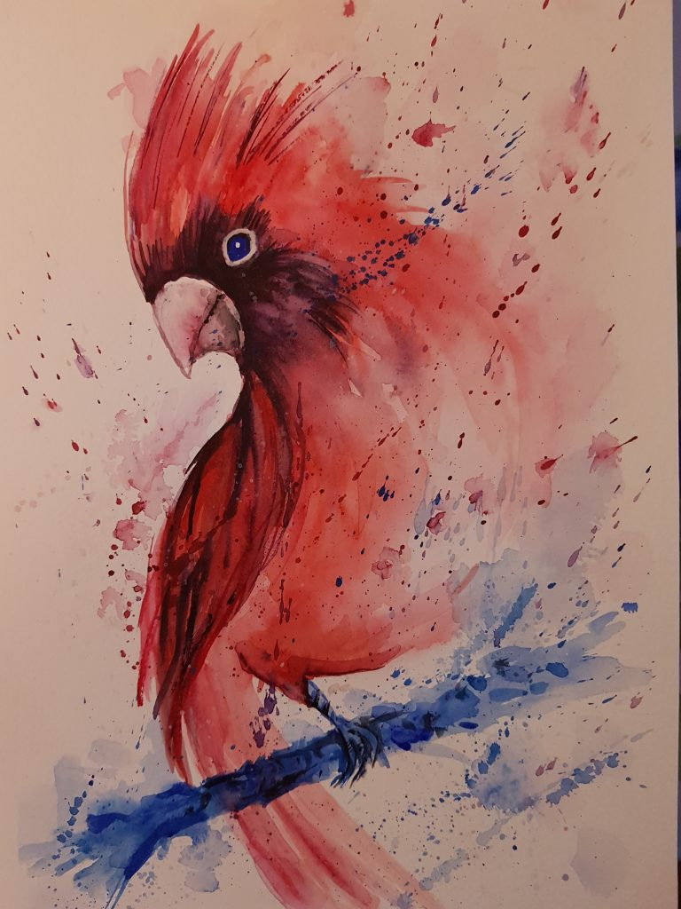 Malujeme Akvarelem Atelier Mozaika
