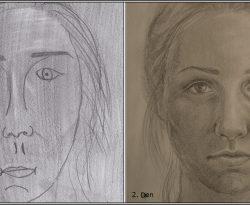 Autoportrét 2