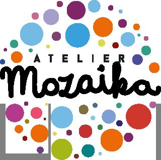 Atelier mozaika logo