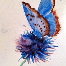 Tajemství akvarelové barvy - obrázek