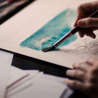 akvarelová ilustrace web 3