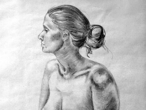 malba a kresba dle tradičních postupů